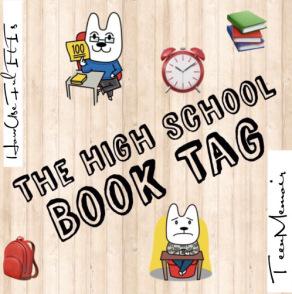 highschoolbooktag