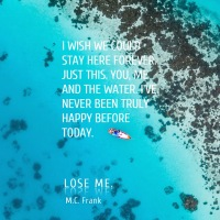 Review: Lose Me by M.C. Frank