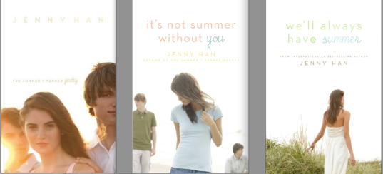 Image result for jenny hans books